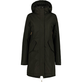 Icepeak Ep Addis Parka Dames, dark green